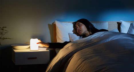 Mattress Brand Smart Lamps