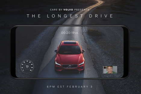 Rebellious Sport-Related Contests - Volvo's Super Bowl Contest Prompts One Not to Watch the Event