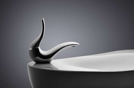Nature-Inspired Water Faucets