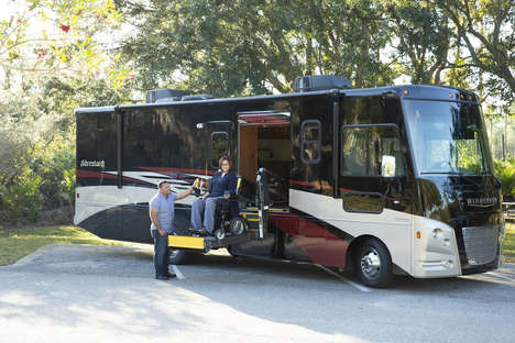 Enhanced Accessibility Motorhomes