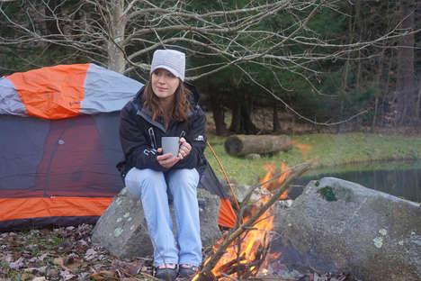 Versatile Outdoor Adventure Jackets