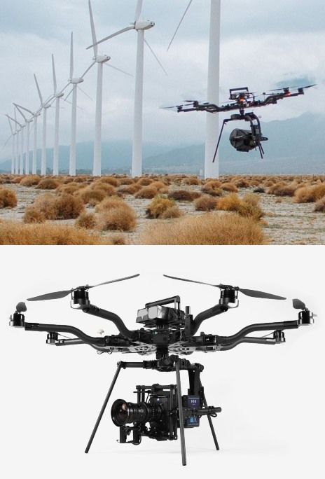 20 examples of drone innovations