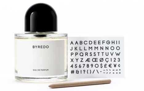 Personalized Perfume Bottles