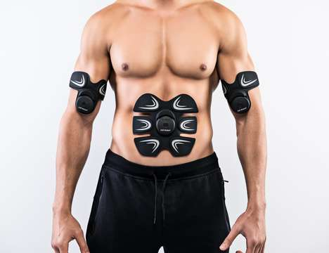Connected Muscle Workout Wearables