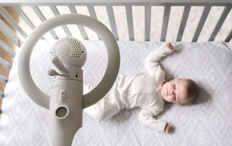 Temperature-Tracking Baby Monitors