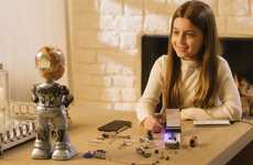 Miniaturized AI Robot Toys - The 'Little Sophia' from Hanson Robotics Packs Advanced Technology