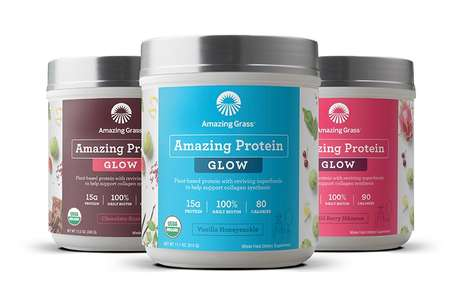 Superfood-Infused Protein Supplements