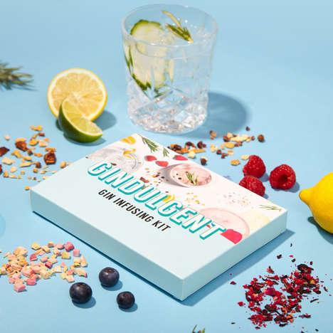 DIY Gin Infusion Kits
