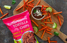 Zesty Rolled Tortilla Chips