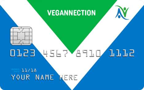 All-Vegan Debit Cards