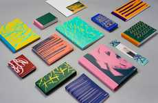 Slick Modern Stationery Designs - Here Design Creates an Identity for Tate's Latest Product Range