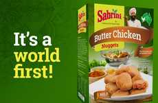 Bite-Sized Butter Chicken Nuggets - Sabrini's Indian-Inspired Snack Range is Created by Chef Harpal
