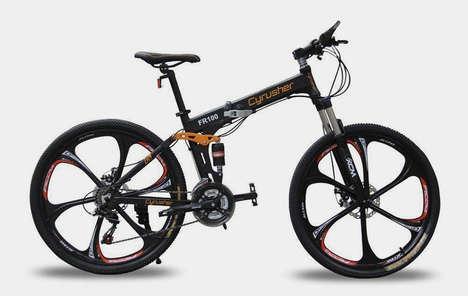 Trunk-Friendly Adventure Bikes