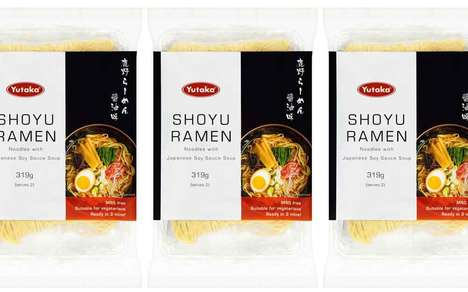Frozen Authentic Recipe Noodles