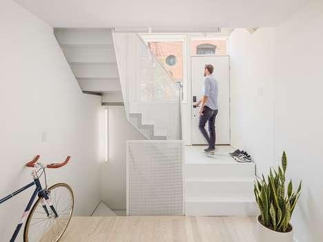 Skyscraper-Inspired Tiny Homes