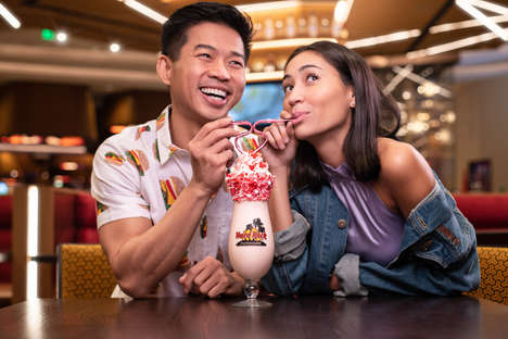 Shareable Valentine's Shakes