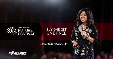 Future Festival Valentine's Day Promotion