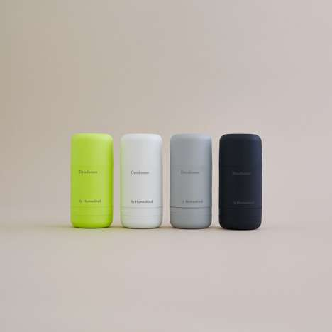 Refillable Eco Deodorants