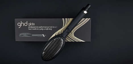 Styling Heated Hairbrushes