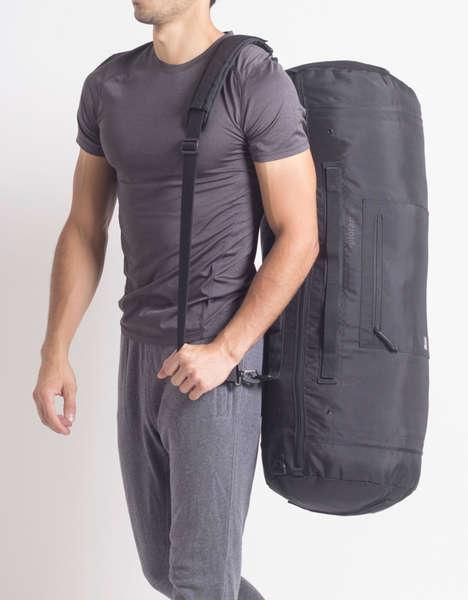 Shapeshifting Backpacker Luggage
