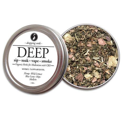 Mood-Boosting Herbal CBD Blends