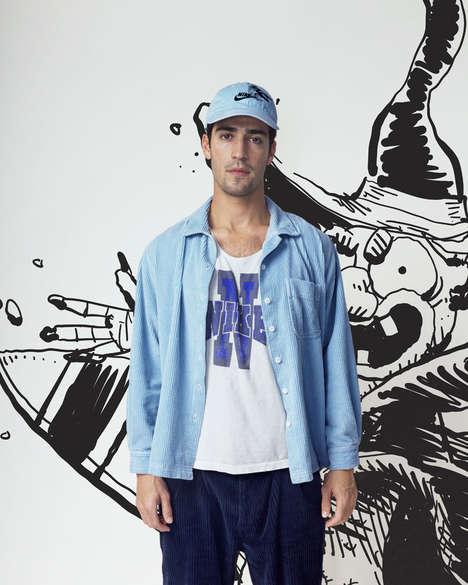Contemporary Pop Streetwear