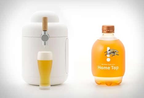 Premium At-Home Beer Taps