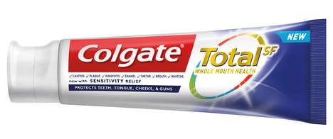 Complete Oral Care Toothpastes