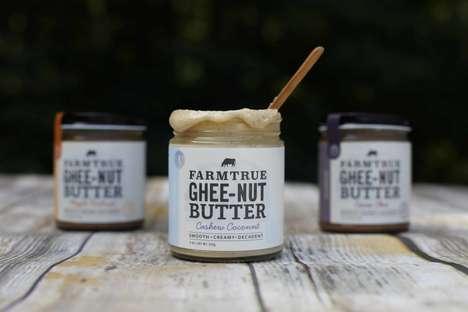Ghee Nut Butters