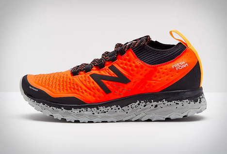 Technical Trail Runner Footwear