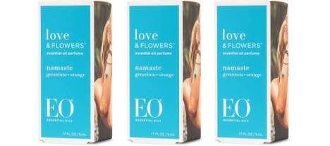Calming Essential Oil Perfumes