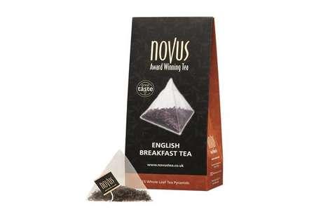 Plastic-Free Tea Packaging