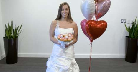 Donut Brand Wedding Ceremonies