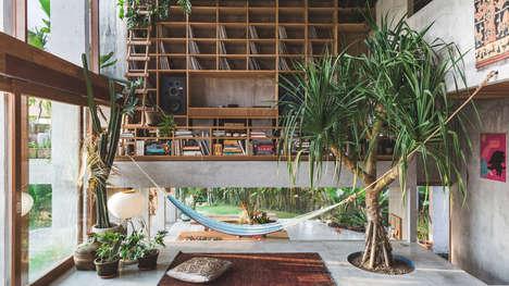Vegetative Concrete Homes