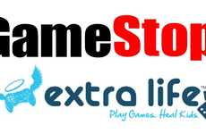 Video Game Charity Events - GameStop Gives and Extra Life Support Children's Miracle Network
