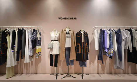 Luxury Retailer Charity Pop-Ups