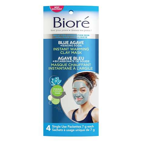 Self-Warming Face Masks
