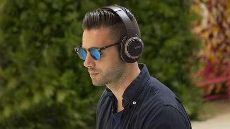 Hybrid Noise Isolation Headphones