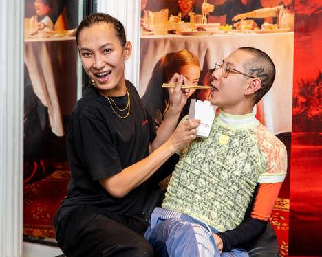 Cultural High-End Fashion Pop-Ups