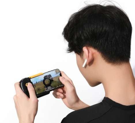 Manual Smartphone Gaming Controllers