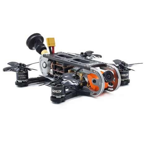 Nimble Pro-Grade Racing Drones