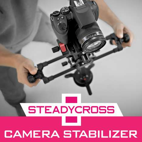 Magnetic Battery-Free Gimbals