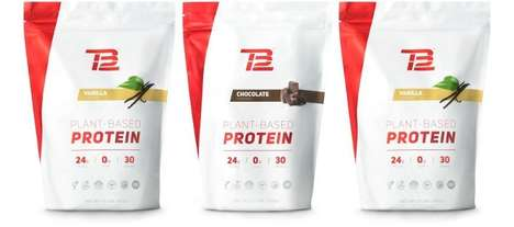 Sustainable Plant Protein Powders