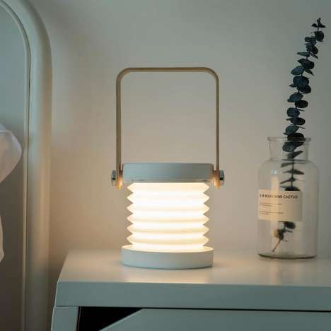 Portable Shapeshifting Lanterns