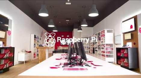 Experimental Computer Stores