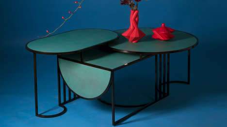 Top 55 Furniture Trends in February - From Flatpack Bed Frames to Poetically Inspired Furniture