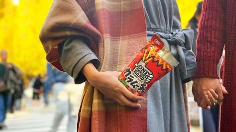 Drinkable Potato Chips - Koike-Ya Debuts a Snack Innovation That Keeps Your Hands Grease-Free