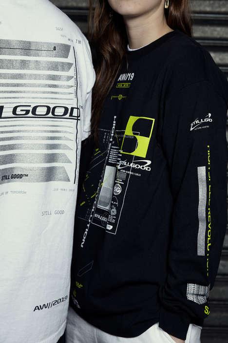 Neon-Informed Streetwear