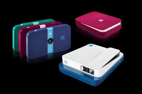 Ink-Free Printer Cameras