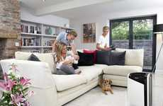 Quad-Stage Air Purifiers - The AeraMax 300 Works in Spaces Up to 600 Square Feet in Size